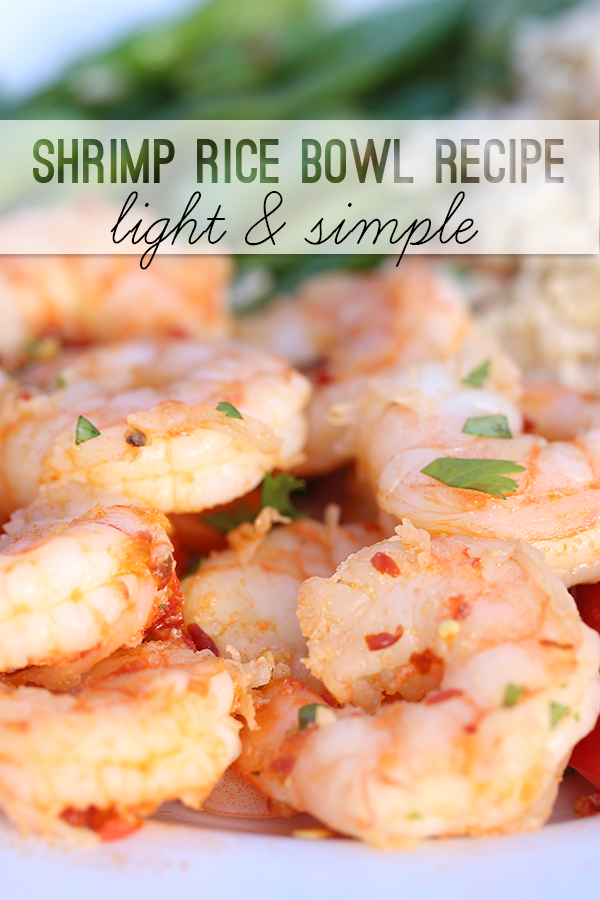 Easy Shrimp Recipe Pinterest